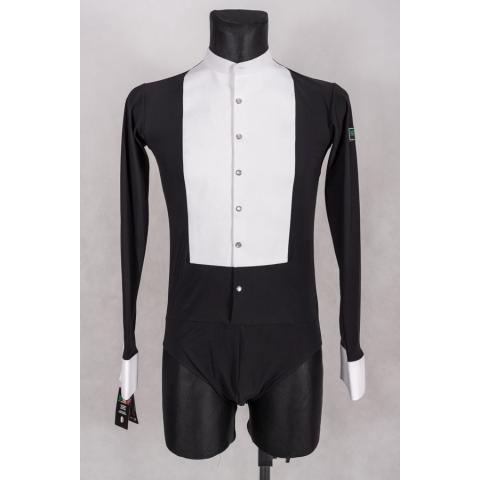Stretch Shirt Noschese black