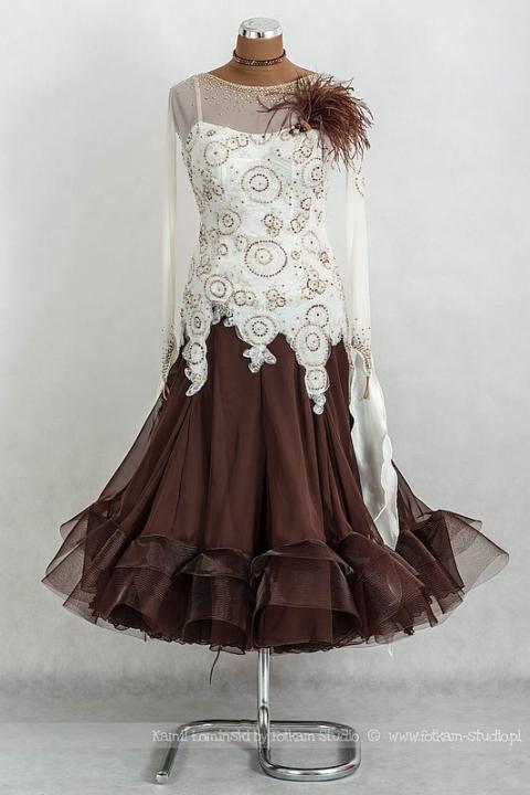Ballroom Dress MJD2894