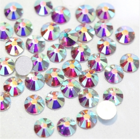 Crystal for nails crystal ab