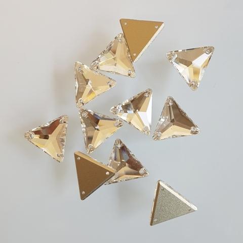 Triangle crystal