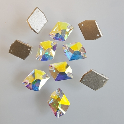 Cosmic crystal ab