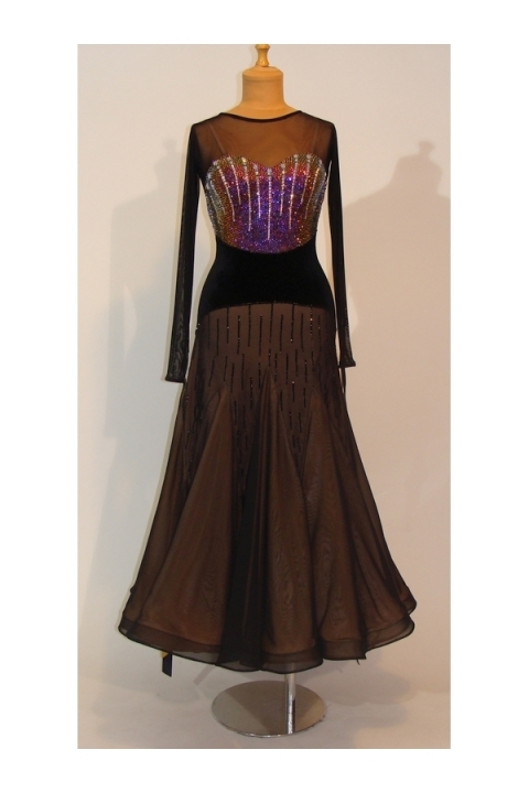 Ballroom Dress Ineta M1979