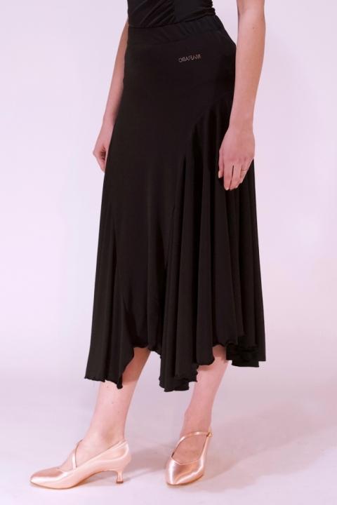 Skirt S01 black
