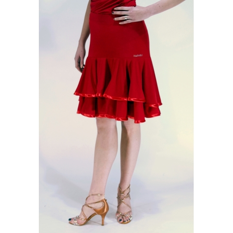 Skirt S30 red