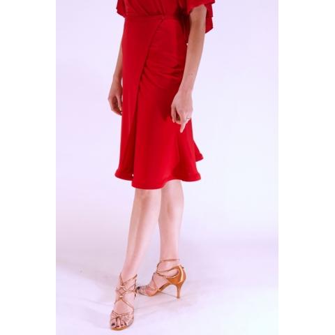 Skirt S31 red