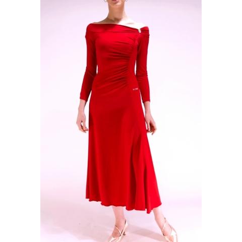 Dress D01 red