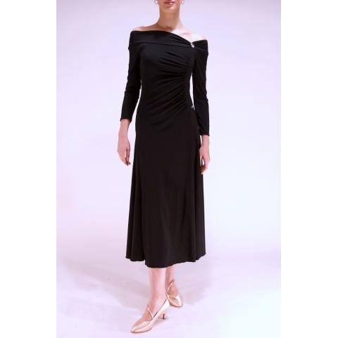 Dress D01 black