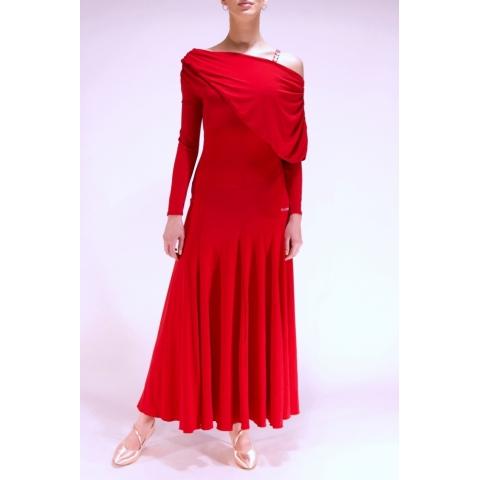Dress D03 red