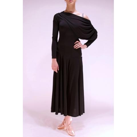 Dress D03 black