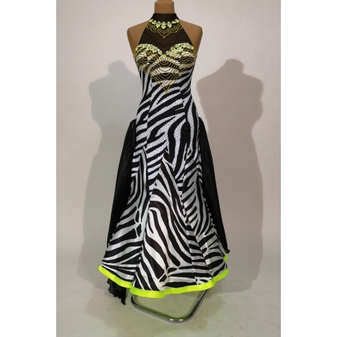 Ballroom dress MJD2993