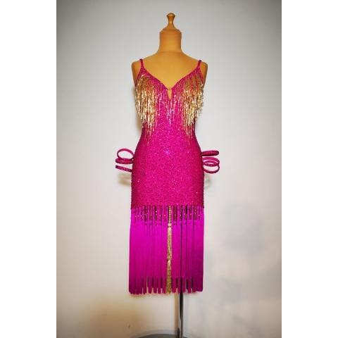 Latin dress MJD2995