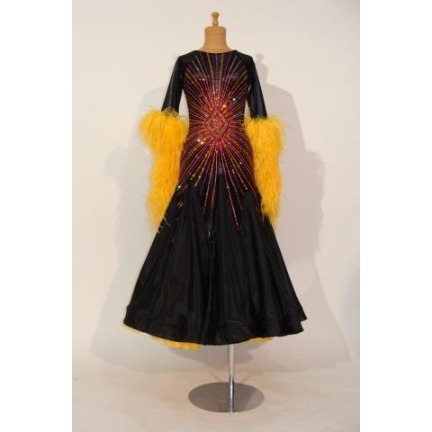 Ballroom dress MJD2998
