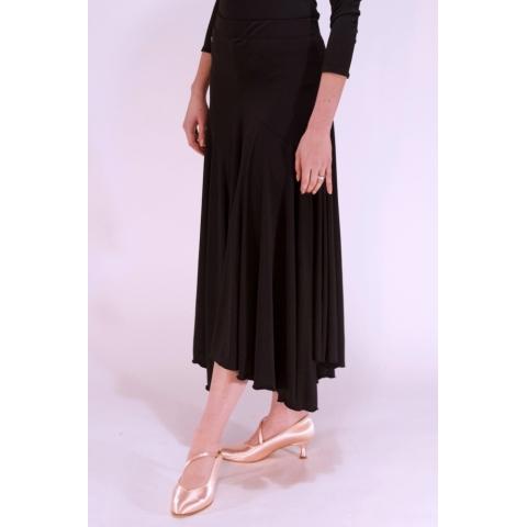 Skirt S02 black