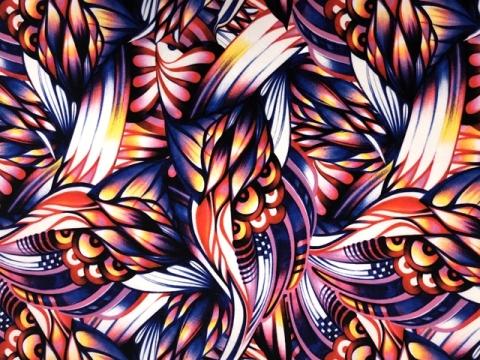 Vibrance Printed Lycra (kopia)