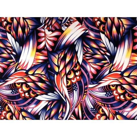 African Medley Printed Crepe (kopia)