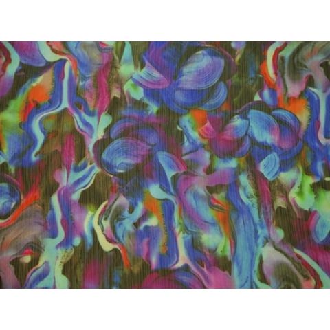African Medley Printed Lycra (kopia)