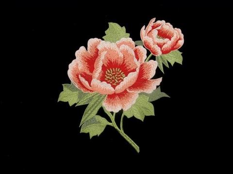 Imperial Flower Motif