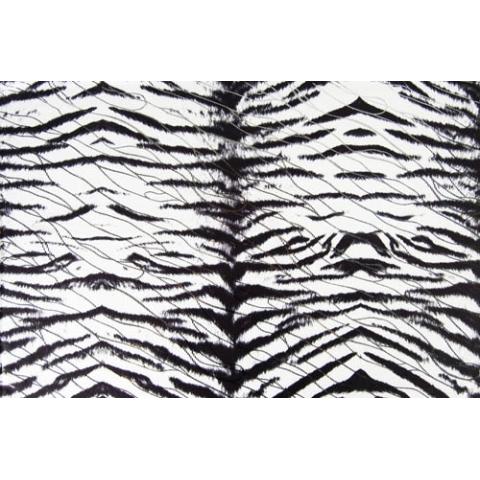 Tiger Lycra/ white black