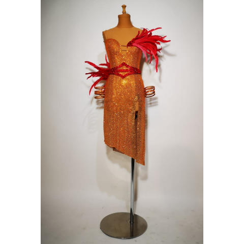 Sukienka do tańca MJD3005 (kopia)